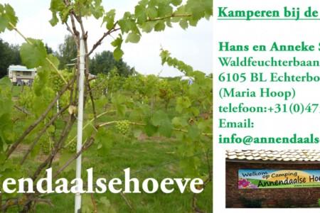 Annendaalsehoeve - Echterbosch
