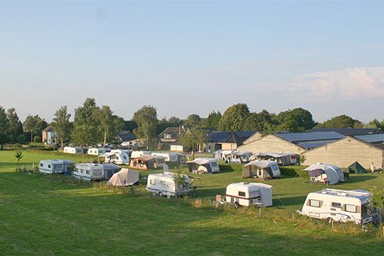 Camping Schaapskooi Mergelland - Epen