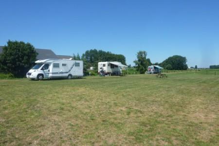 Camping Vierhuis - Rohel
