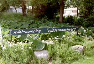 Camping Wildemansheerd - Schildwolde