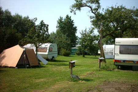 Camping het Sluisje - Hoek