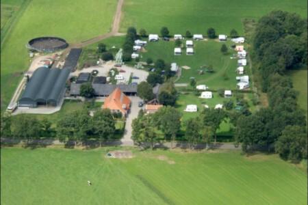 Kampeerboerderij Sonneclaer - Fluitenberg