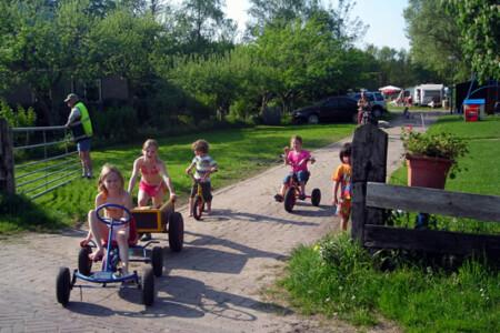 Mini-Camping De Hooiberg - Bakkum