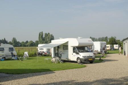 Mini Camping Moleneind - Maasbommel