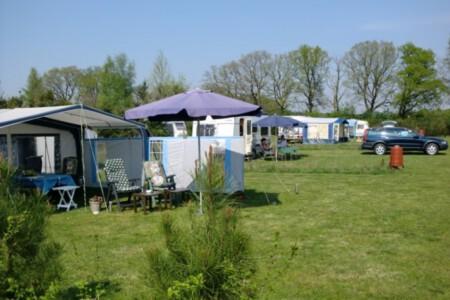 Natuurcamping Alberthoeve - Wateren